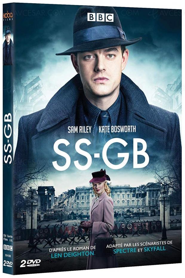 SS-GB : mini-série BBC dans le cauchemar d'une Angleterre nazie