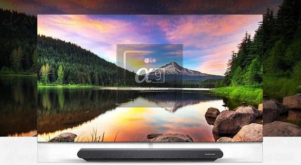 CES 19 > TV Oled LG2019, l'étrange annonce duprocesseur Alpha9 secondegénération…