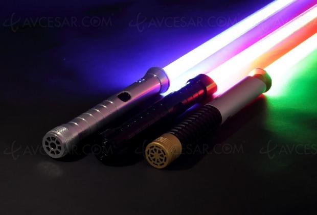 Le meilleur sabre laser est-il français ?