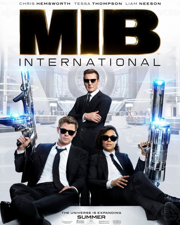 Men in Black - International, attention, nouveau duo de l'espace (bande-annonce)
