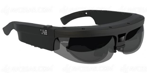 Micro-LED, le futur des lunettes à réalitéaugmentée?