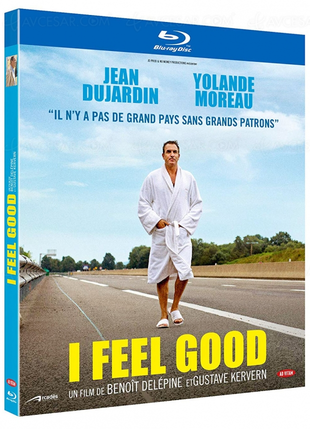 I Feel Good : Jean Dujardin, businessman raté mais crétin magnifique