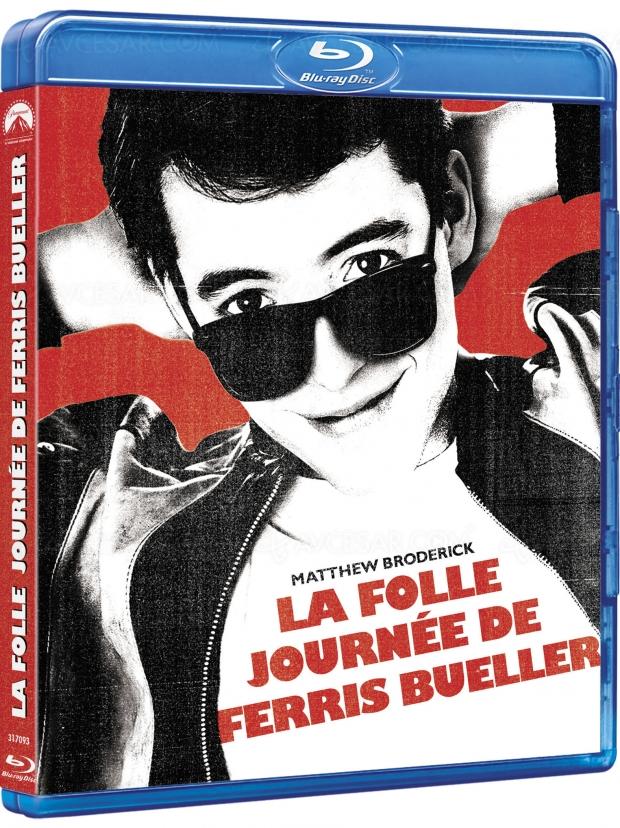 La folle journée de Ferris Bueller : un teen‑movie phare des années 80 en Blu‑Ray