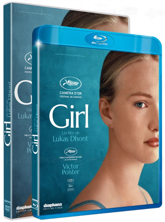 Caméra d'or à Cannes, Girl de Lukas Dhont bientôtdisponible