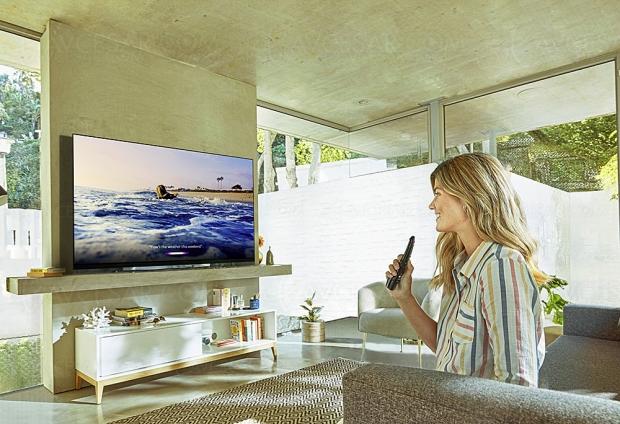 CES 19 > TV Oled LG 2019 et NanoCell LCD avec HDMI 2.1 (HDR, VRR, ALLM)