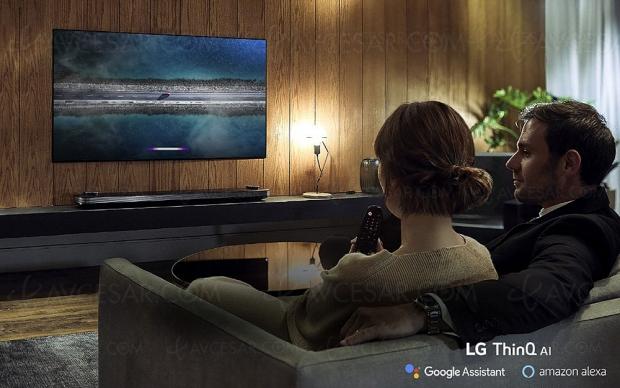 CES 19 > TV Oled LGB9, série prévue plus tard dansl'année