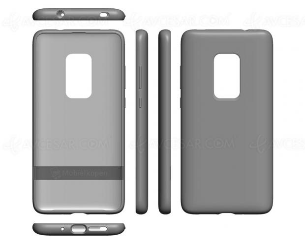 Cinq capteurs photos pour le smartphone Huawei Mate30?