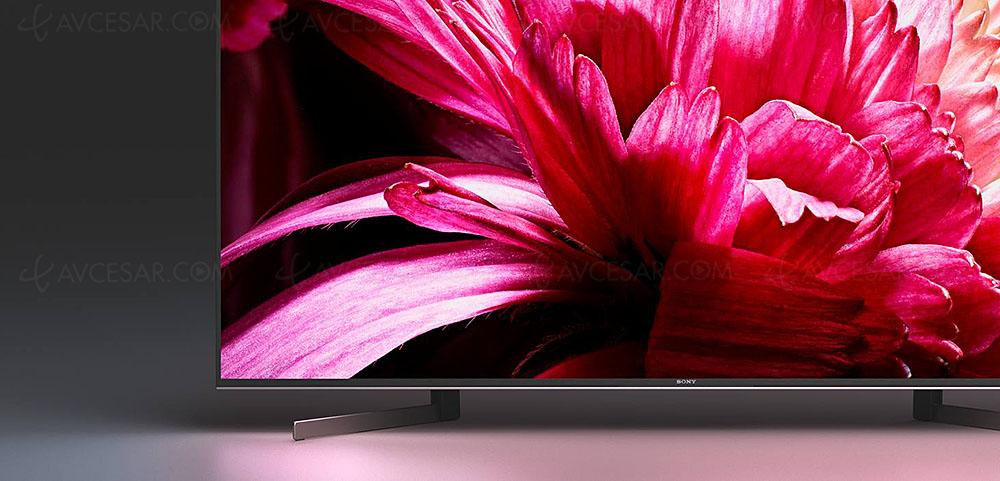 Ces 19 Tv Led Ultra Hd Sony Xg9505 4 Modeles Full Led Et X1