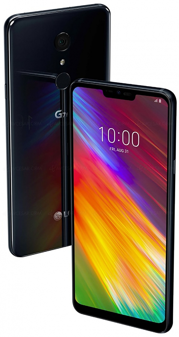 Technologie Sound on Display pour le smartphone LG G8 ?