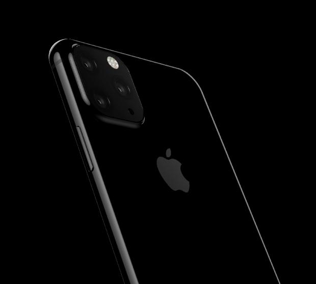 Triple capteur photo pour le prochain iPhone XI ?