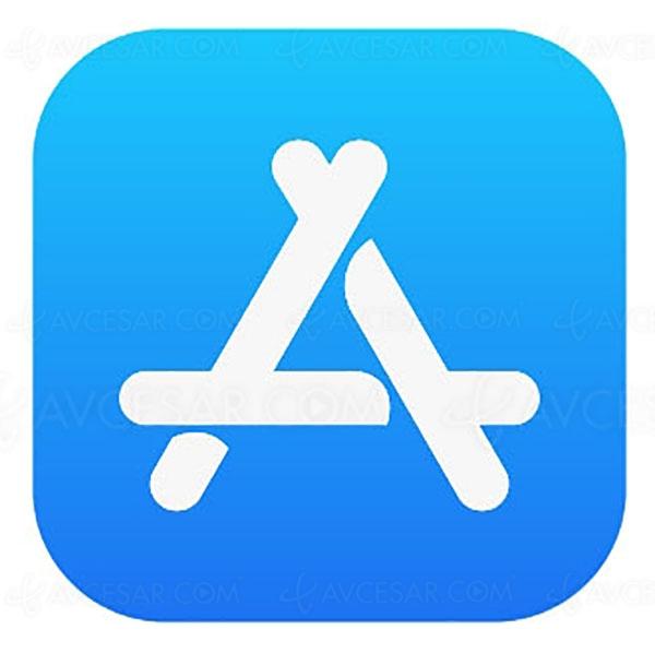 Record d'achats sur l'App Store en fin d'année 2018