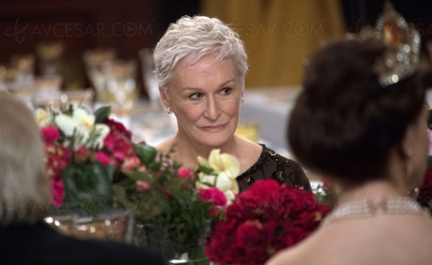 Glenn Close remporte un Golden Globe pour The Wife, en eCinéma le 24 janvier