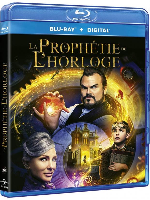 La prophétie de l'horloge, le premier film tout public d'Eli Roth bientôt en 4K
