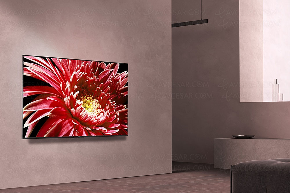 Ces 19 Gt Tv Led Ultra Hd Sony Xg8505 4 Mod 232 Les Led En