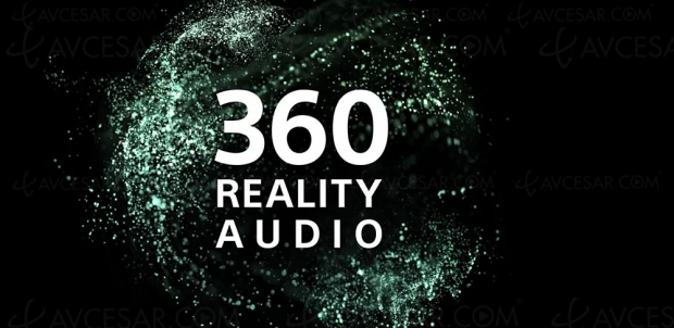 CES 19 > 360 Reality Audio, nouveau format musical 3D par Sony