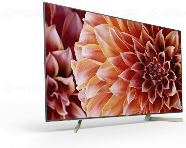 Soldes hiver 2019, TV LED Sony 49XF9005 à 999 €