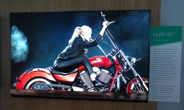 CES 19 > Hisense Uled XD, QLED Dual Cell TV LCD : démonstration pour un contraste inédit