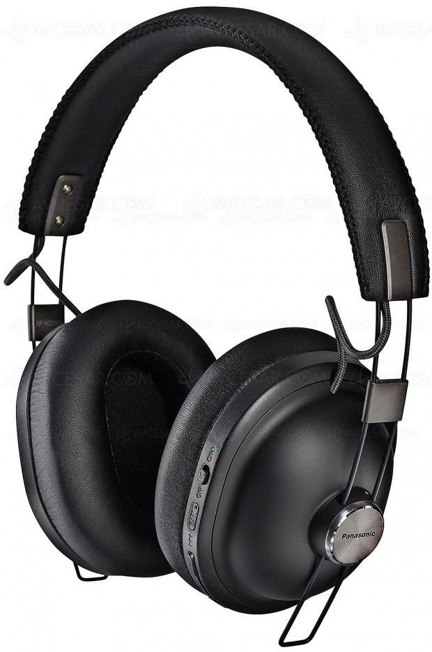 CES 19 > Casques Bluetooth supra et intra‑auriculaire Panasonic HTX90N et Panasonic HTX20B