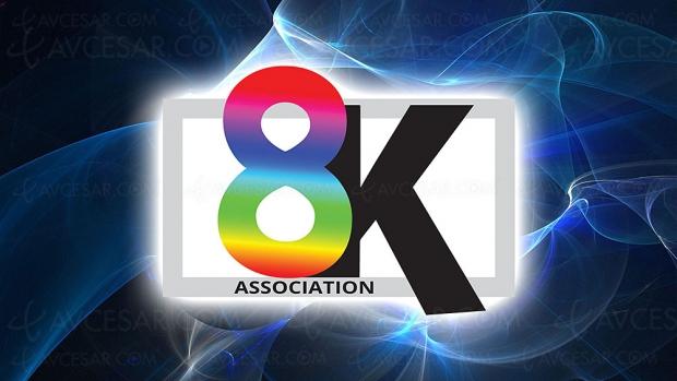 8K Association : Hisense, Panasonic, TCL, Samsung et d'autres, ensemble pour la 8K