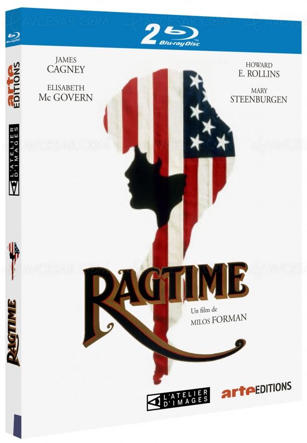 Ragtime, la fresque sociale de Milos Forman bientôt en Blu-Ray et DVD