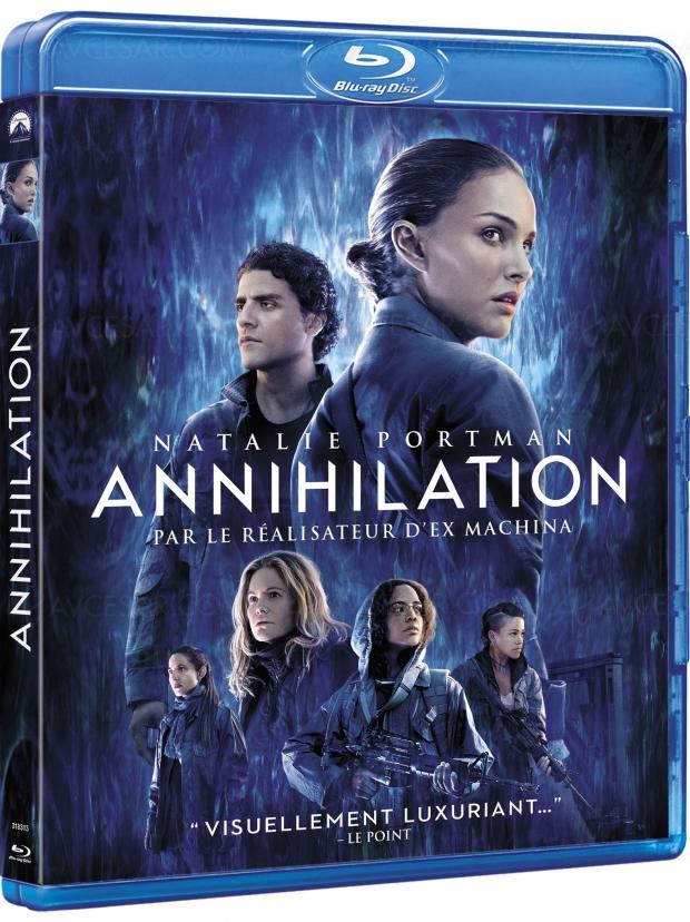 Annihilation, la pépite SF avec Natalie Portman arrive enfin en Blu-Ray et DVD