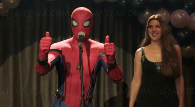 Spider-Man: Far from Home, premièrebande‑annonce!