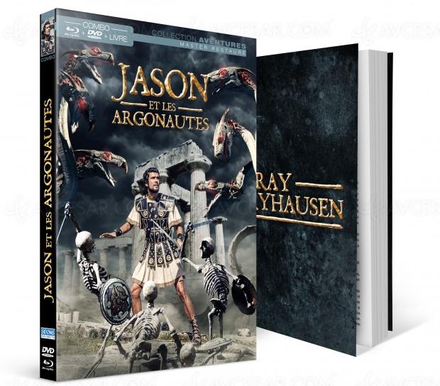 Jason et les Argonautes, L'île mystérieuse, deux chefs‑d'œuvre marqués par RayHarryhausen