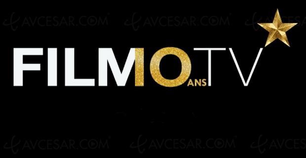 FilmoTV fête ses dix ans