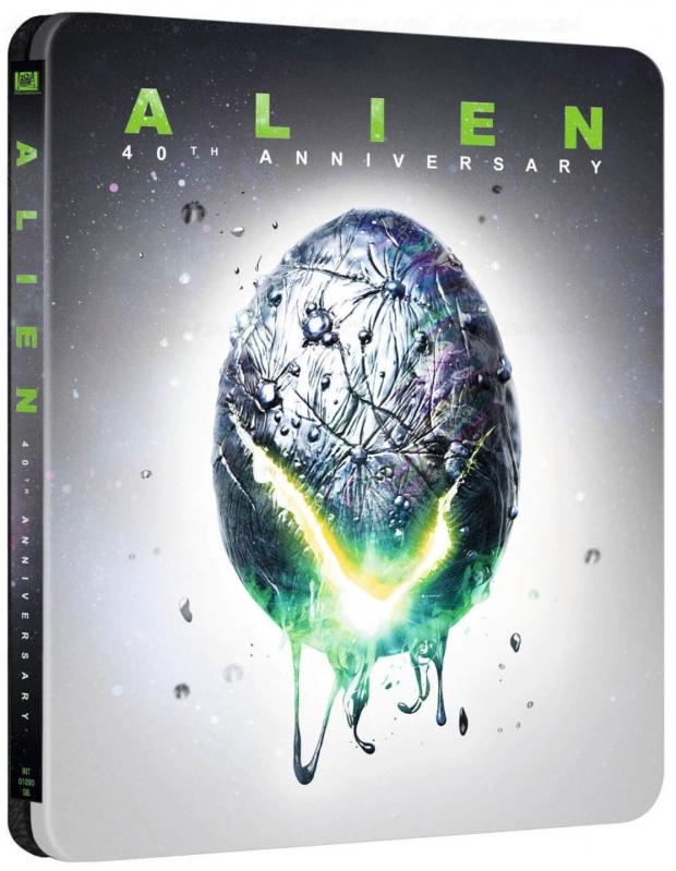 Alien, le huitième passager 4K Ultra HD, précommandes ouvertes !