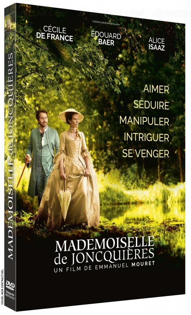 Mademoiselle de Joncquière : quand Emmanuel Mouret revisite Diderot