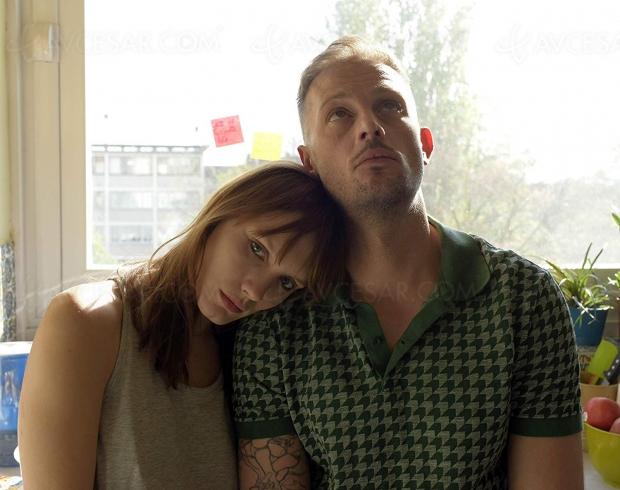 Bonhomme avec Nicolas Duvauchelle et  Ana Girardot: une comédie loufoque pour rire duhandicap