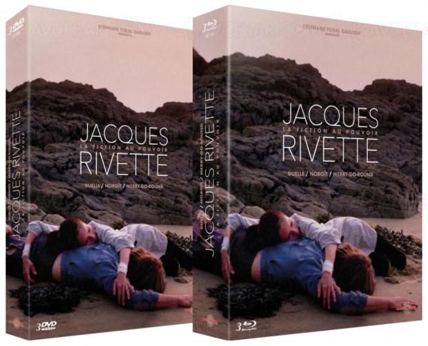Trois films 70's rares de Jacques Rivette enfin disponibles en Blu-Ray et DVD