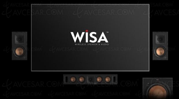 CES 19 > Klipsch Reference Wireless, nouvelle série d'enceintes certifiée Wisa