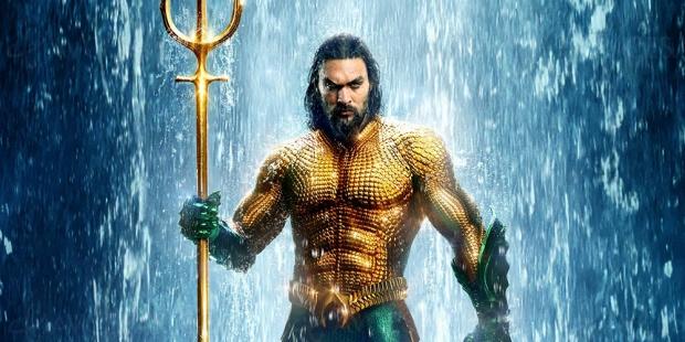 Aquaman 4KUltraHD, le grand bain de JasonMomoa