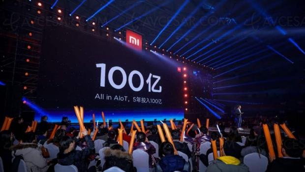 Smartphones, IA et objets connectés : Xiaomi investit lourd