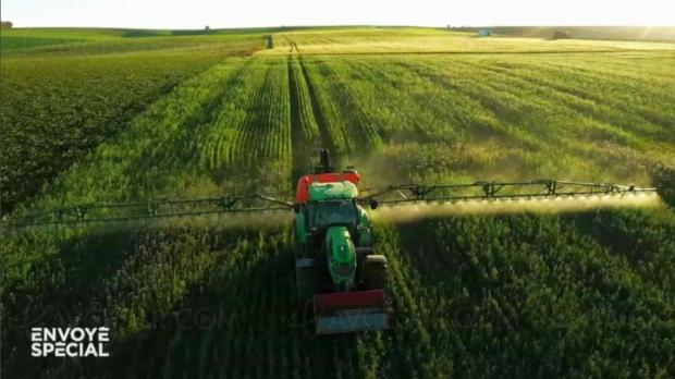 Glyphosate, pesticides, Envoyé Spécial… des documentaires pour apprendre à cultiver autrementexistent