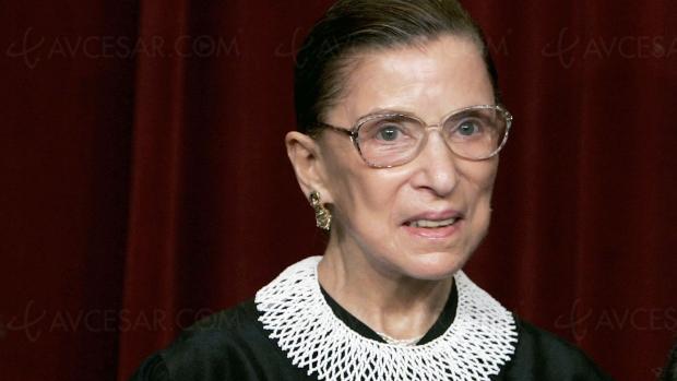 RGB: Ruth Bader Ginsburg au cœur d'un documentaire et bientôt dans LegoMovie2