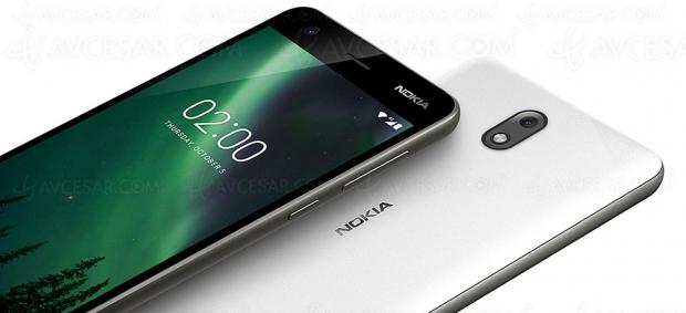 Smartphones Nokia8.1, Nokia5.1Plus etNokia3.1Plus, équipement riche ettarifscontenus