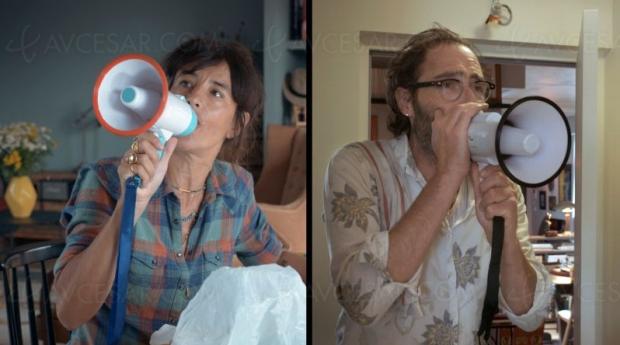 L'amour flou, le premier film de Romane Bohringer et Philippe Rebbot en lice pour les César 2019