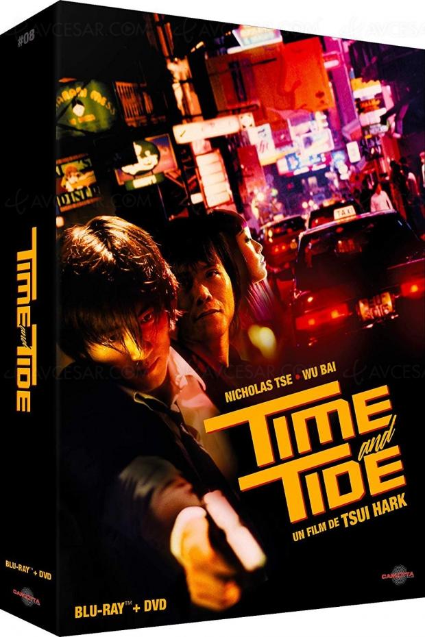 Time & Tide, sommet du cinéma hong‑kongais, arrive en coffret Blu‑Ray Collector