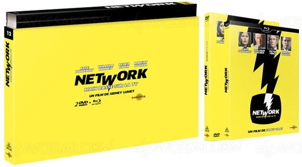 Network coffret Ultra Collector #12 : quand Sidney Lumet allume le monde de la télé