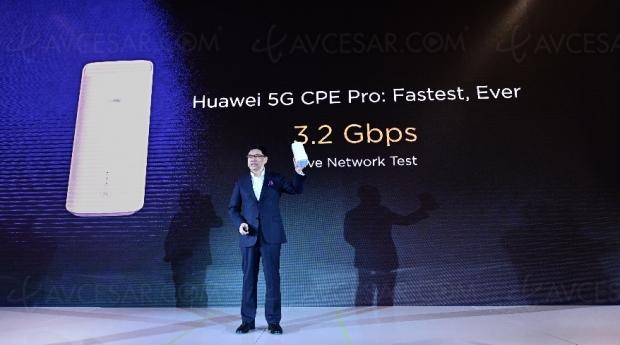 Balong 5000, premier processeur 5G signé Huawei