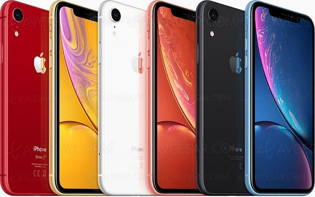 iPhone : triple capteur photo en2019 et peut‑être USB‑C puis5G et capteur laser3D en2020