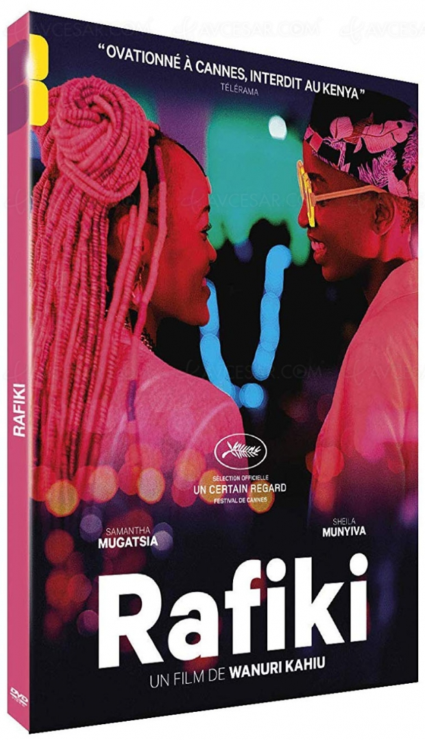 Rafiki, ovationné à Cannes, interdit au Kenya