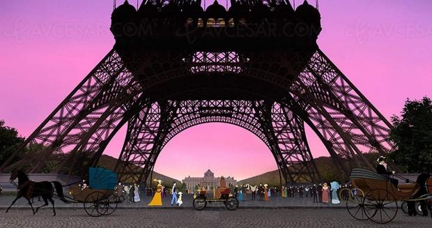 Dilili à Paris: Michel Ocelot rend hommage au Paris de la BelleÉpoque