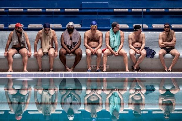 Test Blu-Ray Le grand bain, en ligne