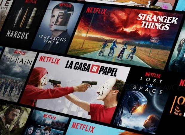 Streaming: Netflix, cinquième chaîne française derrièreTF1