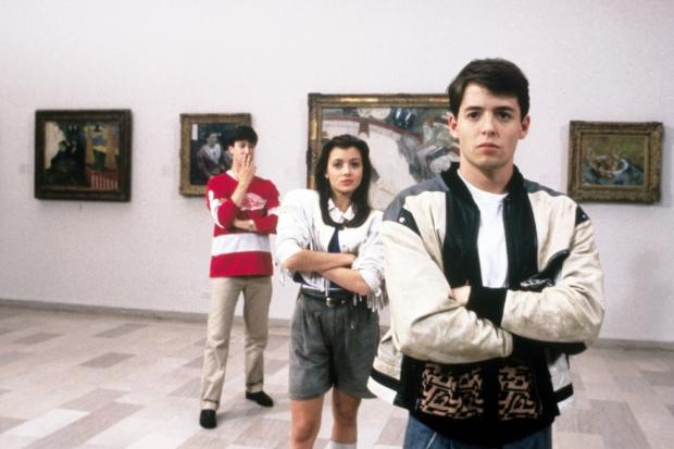 Test Blu-Ray La folle journée de Ferris Bueller (avec Matthew Broderick)