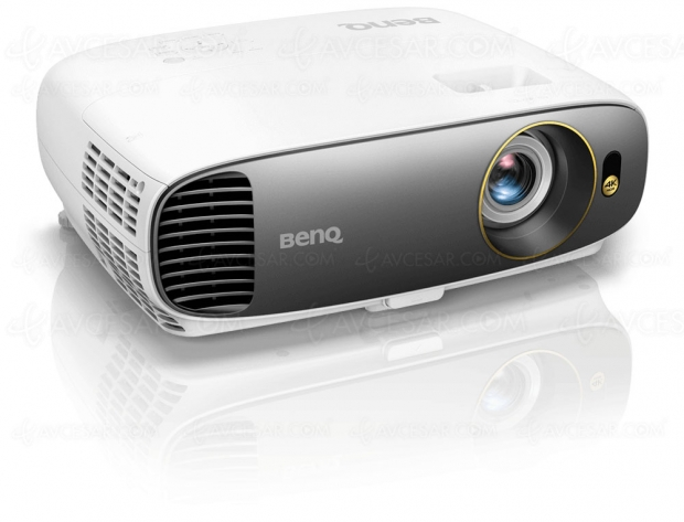 BenQ W1720, mise à jour du vidéoprojecteur simili Ultra HD/4K BenQ W1700