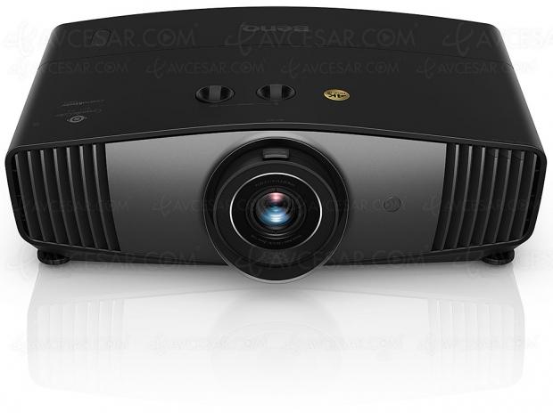 BenQ W5700, mise à jour prix indicatif et caractéristiques techniques